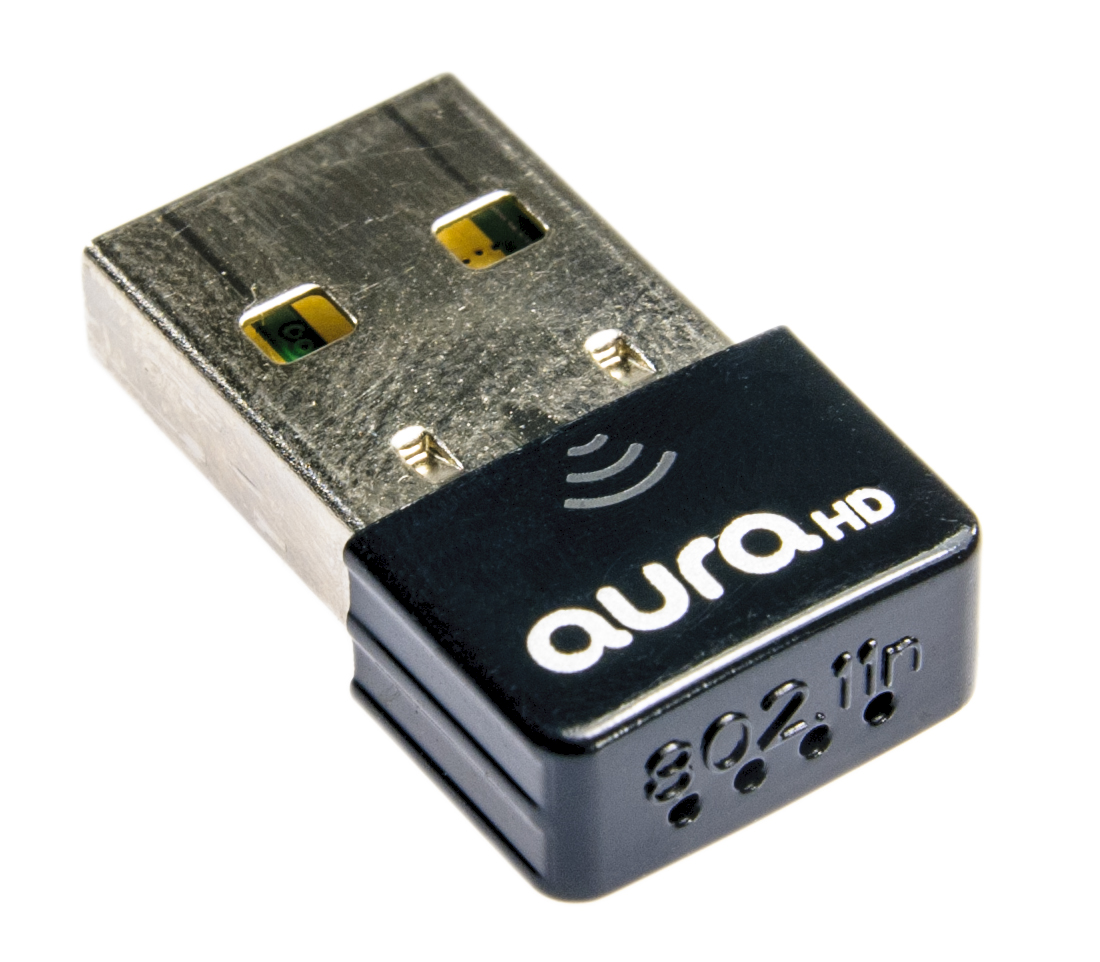AuraHD nano WU-150 Wireless USB Dongle