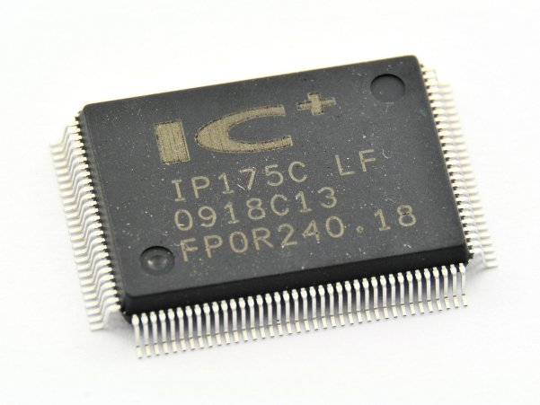 Chip LAN IP175C QFP128<br>RB433 RB450