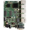RouterBOARD RB450G, 5x LAN, 0x MiniPCI, 256MB SD-RAM i 512MB FLASH