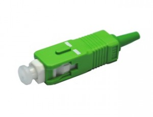 OPTON connector SC/APC 0.9mm