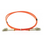 OPTON - PatchCord multimodowy LC-LC 50/125um OM2 MM duplex 1m